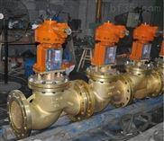 JY541锤齿轮氧气专用截止阀