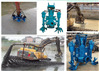 HSY系列液壓耐磨渣漿泵