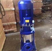 功率1.5~11KW 扬程20~183立式管道多级泵