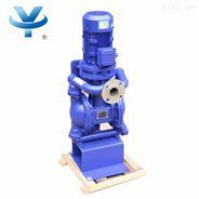 鑄鋼立式電動隔膜泵