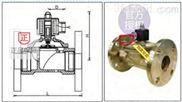 臺灣UNI-D_SUW-15F不銹鋼法蘭電磁閥