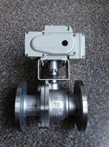 手动不锈钢球阀Q41F-16P/手动涡轮球阀