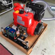 2.5寸柴油手抬式機動泵