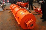 礦用潛水泵的技術優勢及特點: