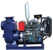 柴油机污水自吸泵