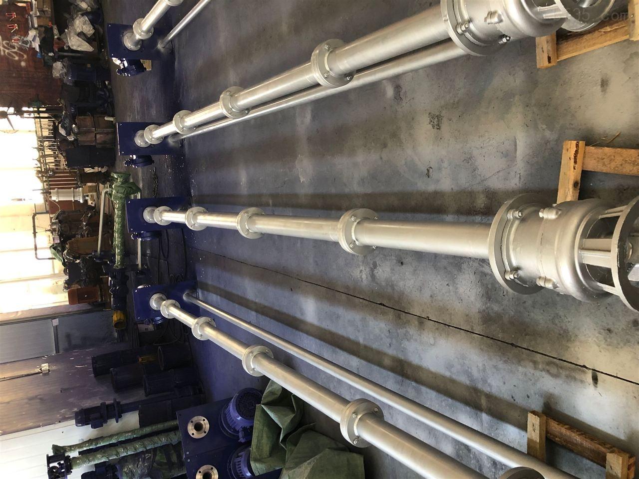YWP不锈钢双管液下排污泵