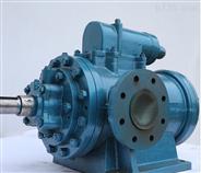 三螺桿泵介質為直線連續輸送無攪拌.無脈動