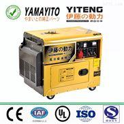 伊藤动力三相静音柴油发电机组YT6800T3