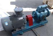 3G船用三螺杆泵液压工程油泵性能