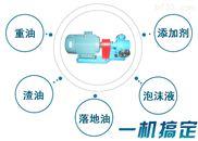 高温渣油泵 煤焦油泡沫原料齿轮油泵