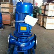 單級單吸立式管道泵
