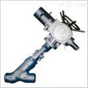 電動直流對焊截止閥