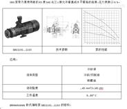 BRINKMANN臥式端吸泵SBG1101