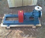 单级单吸式油泵 RY热油泵 扬程流量参数