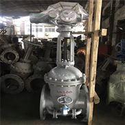 电动铸钢闸阀 Z941H-16C DN20 蒸汽闸阀