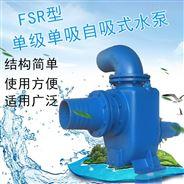10HP養殖抽水泵臥式農用自吸泵