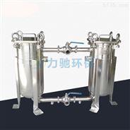 石油厂专用并联袋式过滤器