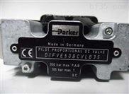 美国PARKER派克先导式比例换向阀 代理
