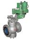 電動高壓給水回轉調節閥