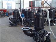 污水處理廠耐磨型泥沙泵