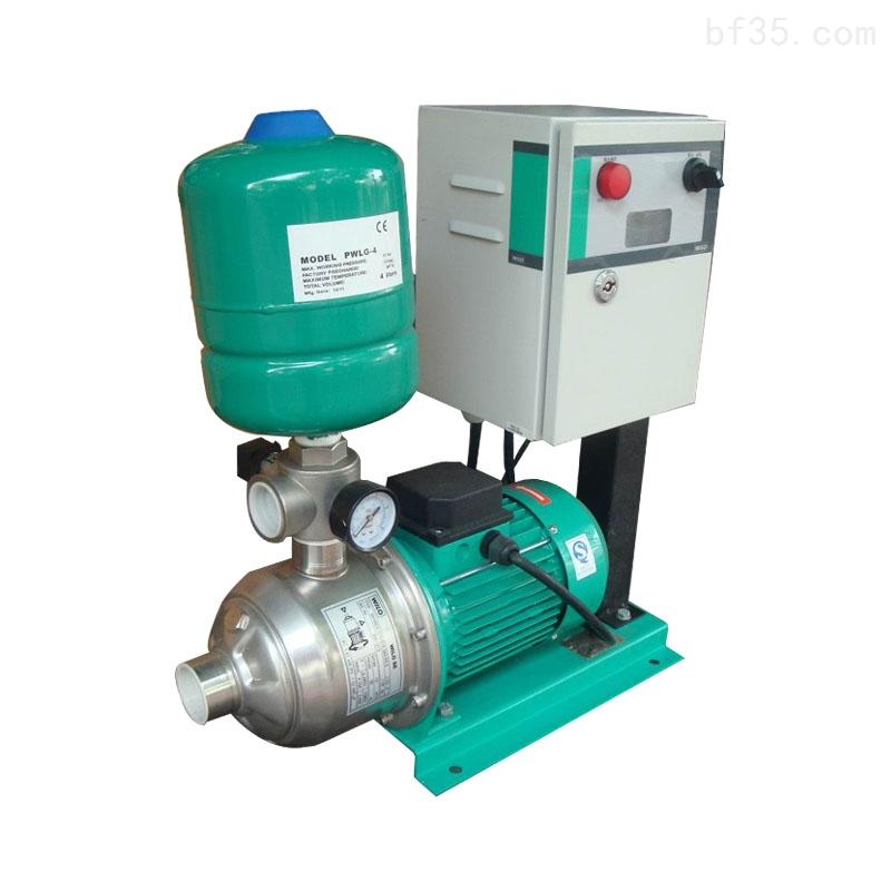 0.55KW变频增压泵MHI403不锈钢供水稳压泵