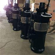 QY抽水泵農田灌溉大流量高揚程油浸泵充油式