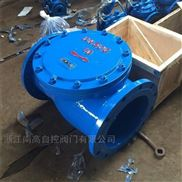 HC44X 橡胶瓣止回阀 厂家直销
