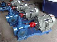 YCB-G圓弧保溫齒輪泵優點介紹