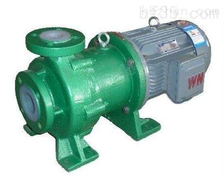 CQB氟塑料自吸式磁力泵