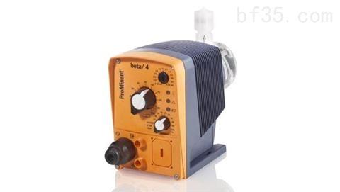 Beta® 電磁膜計量泵