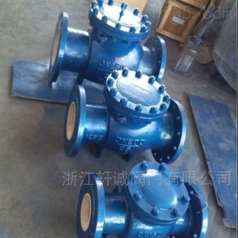 H72TC对夹式耐磨陶瓷止回阀