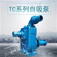 4寸农用抽水泵南亚牌TC自吸泵