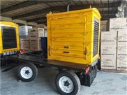 6寸四缸水冷柴油机防汛排污泵车组HSDP6-MF