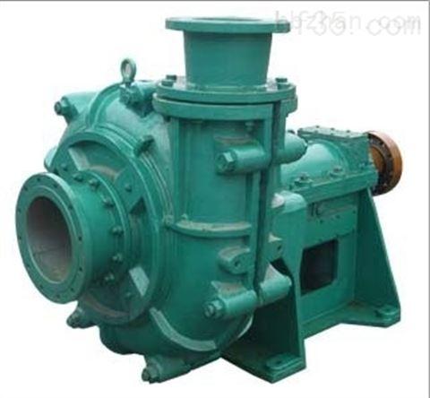 100ZGB渣浆泵生产厂家