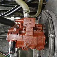 維修中聯泵車臂架泵 川崎液壓泵K7V63S