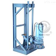 WQ/QG双绞刀切割式高效无堵塞潜水排污泵