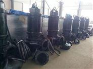 耐磨潜水排沙泵37kw抽沙泵8寸口径吸沙泵