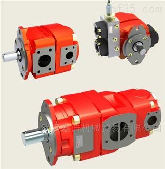 QX 內嚙合齒輪泵