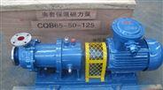高溫保溫磁力泵