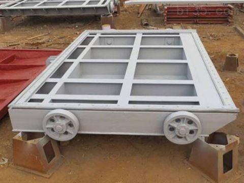 平面滾(滑)輪式鋼制閘門供應商_華英水利