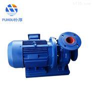 ISW卧式单级管道离心泵/清水泵