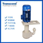 创升快速处理槽外立式泵出口压力降低的措施