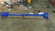 杂污泵液下泵生产商1.5KW功率立式yw泵