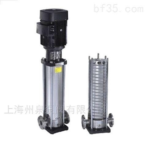 州泉 25CDL/CDLF2-20立式多级不锈钢冲压泵