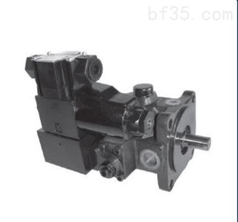 臺灣油研油泵TAICIN泰炘可變葉片泵+齒輪泵