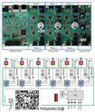 6,3轴EtherCAT,CANopen步进电机驱动控制器