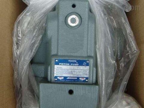 日本YUKEN油研单联叶片泵 大金单向阀