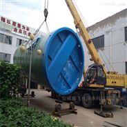 厂区雨污水排放一体化提升泵站