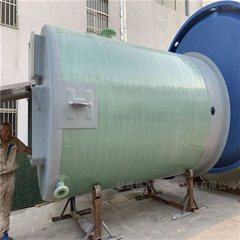 玻璃钢污水一体化提升泵站厂家