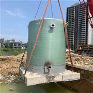 环保水处理一体化污水提升泵站